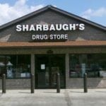 Sharbaughs Drug Store Front