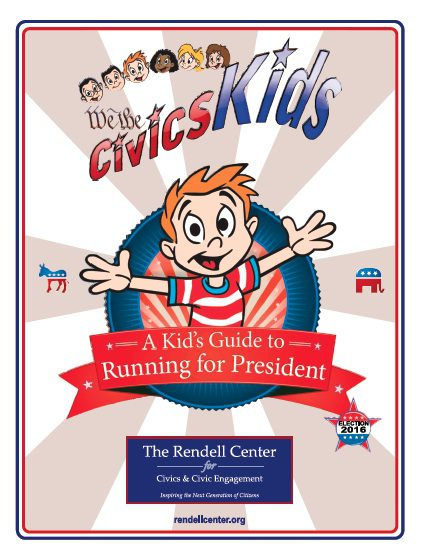 We The Civics Kids Logo