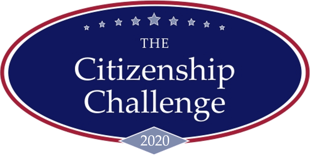 Rendell Center Citizenship Challenge Logo (2020)