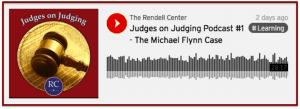 Judges on Judging Podcast