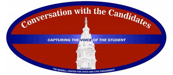 Conversation with the Candidates Logo