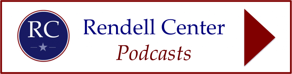 Rendell Center Podcasts Logo