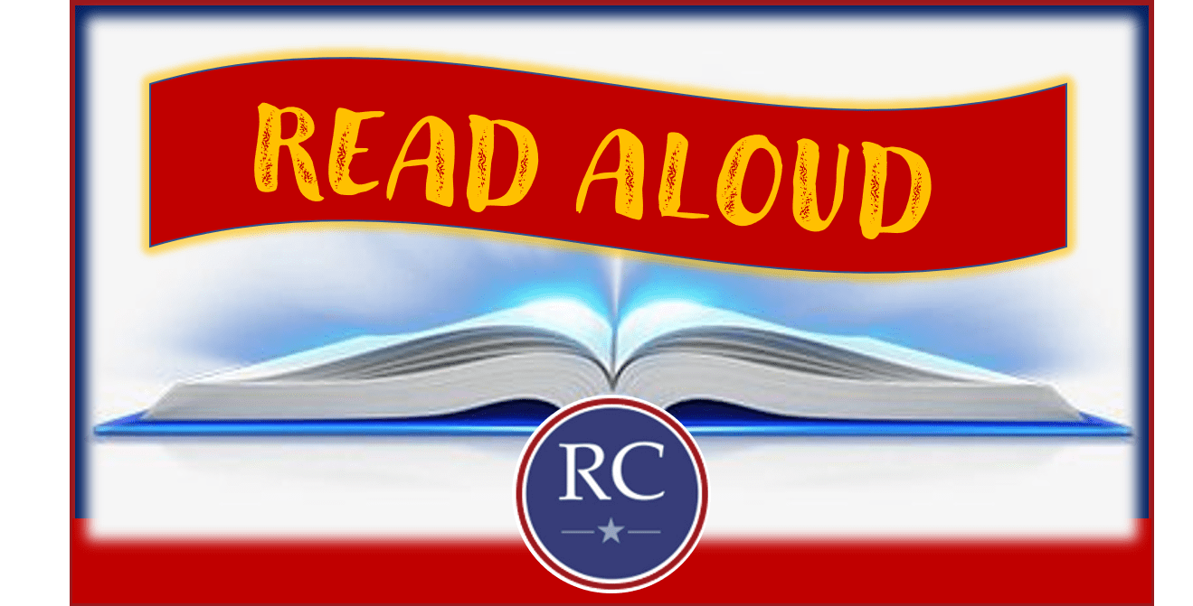 Read Aloud Lessons Logo