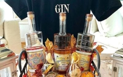 Revivalist Botanical Gin Package