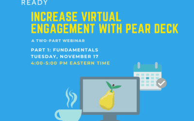 Increase Virtual Engagement with Pear Deck