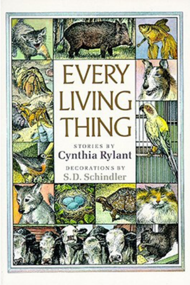 Cover of Every Living Thing collection of stories