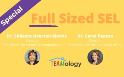 Episode 11 – SEL & Equity!